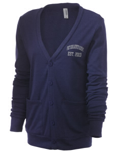 Puget Sound Adventist Academy Sharks Unisex 5.6 oz Triblend Cardigan