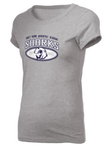 Puget Sound Adventist Academy Sharks Holloway Women's Groove T-Shirt