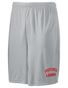 "North Seattle Christian School Lions Men's Competitor Short, 9"" Inseam"