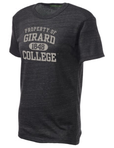 Girard College Cavaliers Alternative Unisex Eco Heather T-Shirt