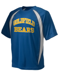Goldfield School Bears Champion Men's Double Dry Elevation T-Shirt
