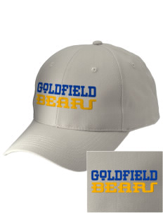 Goldfield School Bears Embroidered Low-Profile Cap