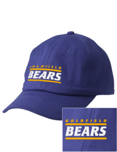 Goldfield School Bears Embroidered Champion 6-Panel Cap