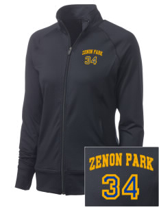 Zenon Park School  Women's NRG Fitness Jacket
