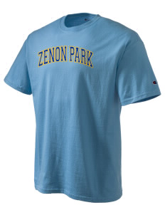 Zenon Park School  Champion Men's Tagless T-Shirt