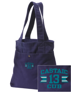 Castaic Elementary School Cub Embroidered Alternative The Berkeley Tote