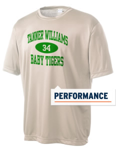 Tanner Williams Elementary School Baby Tigers Men's Competitor Performance T-Shirt
