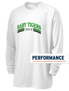 Tanner Williams Elementary School Baby Tigers Men's Ultimate Performance Long Sleeve T-Shirt