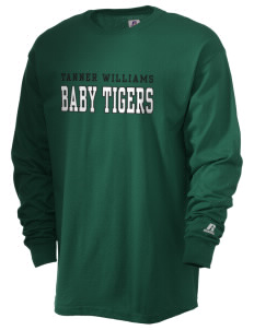 Tanner Williams Elementary School Baby Tigers  Russell Men's Long Sleeve T-Shirt