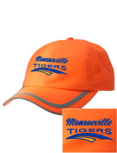 Monroeville Elementary School Tigers  Embroidered Safety Cap