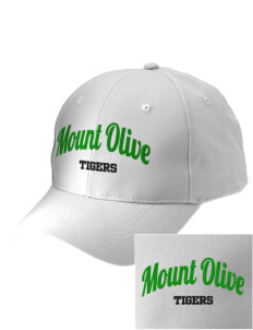 Mount Olive Elementary School Tigers Embroidered Low-Profile Cap