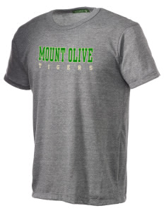 Mount Olive Elementary School Tigers Alternative Men's Eco Heather T-shirt