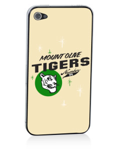 Mount Olive Elementary School Tigers Apple iPhone 4/4S Skin