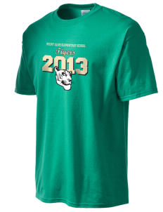 Mount Olive Elementary School Tigers Men's Essential T-Shirt