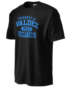 Valdez High School Buccaneers Men's Essential T-Shirt
