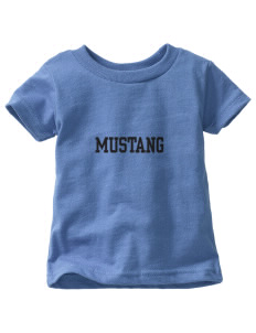 Indian Trails Middle School Mustang  Toddler Jersey T-Shirt