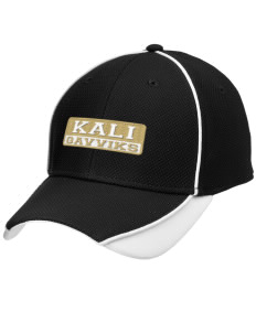 Kali Quvviks Embroidered New Era Contrast Piped Performance Cap