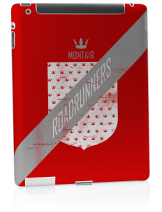 Montair Elementary School Roadrunners Apple iPad 2 Skin
