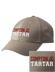 compton jc tartar  Embroidered New Era Adjustable Structured Cap