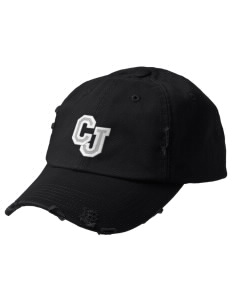 compton jc tartar Embroidered Distressed Cap