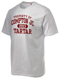 compton jc tartar Hanes Men's 6 oz Tagless T-shirt