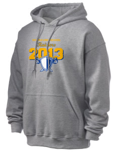Royal Palm Junior High School Raiders Ultra Blend 50/50 Hooded Sweatshirt