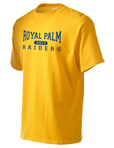 Royal Palm Junior High School Raiders Men's Essential T-Shirt