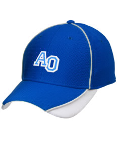 Alpha Omega Academy We don't have one.  We have a logo Embroidered New Era Contrast Piped Performance Cap