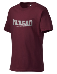 fa'asao high cougars Kid's Essential T-Shirt