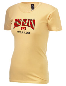 Bob Beard Beardo Alternative Women's Basic Crew T-Shirt