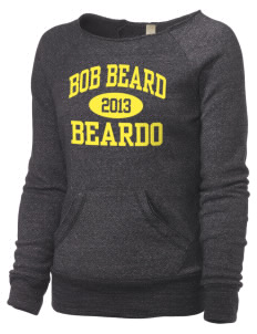 Bob Beard Beardo Alternative Women's Maniac Sweatshirt