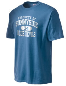 Sunnyside High School Blue Devils Men's Essential T-Shirt