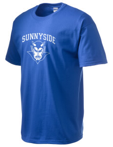 Sunnyside High School Blue Devils Ultra Cotton T-Shirt