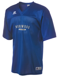 Norwood Elementary School Roadrunners  Russell Men's Replica Football Jersey