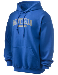 Monticello High School Billies Ultra Blend 50/50 Hooded Sweatshirt