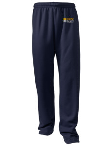 Bixby Elementary School Wildcats Embroidered Holloway Men's 50/50 Sweatpants