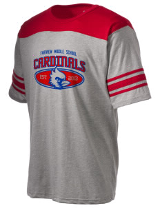 Fairview Middle School Cardinals Holloway Men's Champ T-Shirt