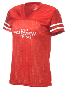 Fairview Middle School Cardinals Holloway Women's Fame Replica Jersey