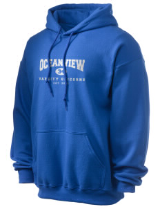 Oceanview Elementary School Unicorns Ultra Blend 50/50 Hooded Sweatshirt