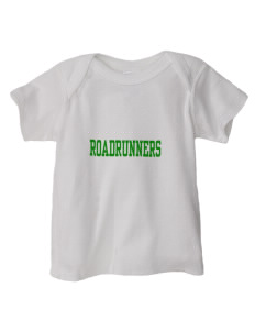 Walnut Grove Elementary School Roadrunners  Baby Lap Shoulder T-Shirt