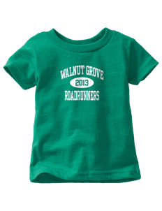 Walnut Grove Elementary School Roadrunners  Toddler Jersey T-Shirt
