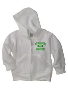 Walnut Grove Elementary School Roadrunners Baby Full Zip Hoodie