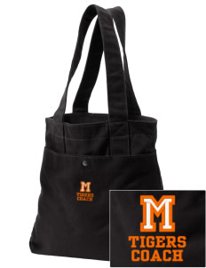 Marsh Elementary School Tigers Embroidered Alternative The Berkeley Tote