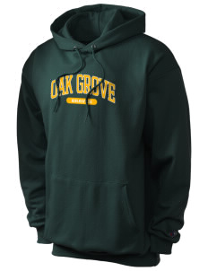 Oak Grove Middle School Braves Champion Men's Hooded Sweatshirt
