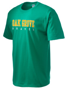 Oak Grove Middle School Braves Ultra Cotton T-Shirt