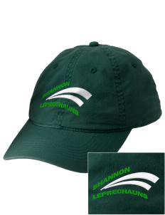 Shannon Elementary School Leprechauns Embroidered Vintage Adjustable Cap