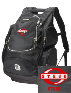 Stege Elementary School Stars  Embroidered OGIO Bounty Hunter Backpack