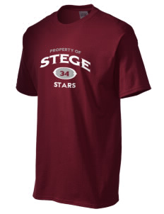 Stege Elementary School Stars Men's Essential T-Shirt