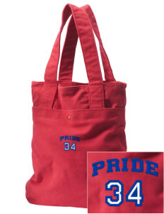 Stone Valley Middle School Pride Embroidered Alternative The Berkeley Tote