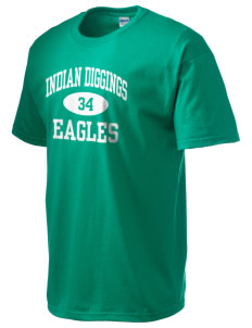 Indian Diggings Elementary School Eagles Ultra Cotton T-Shirt